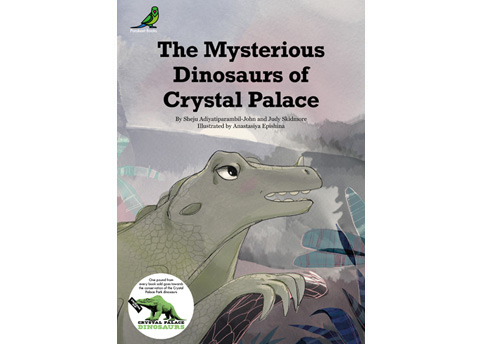 The Mysterious Dinosaurs of Crystal Palace